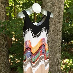 Papillon Blanc - Mini Shift Casual dress